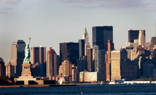 像「The Changed Skyline of Manhattan」:写真・画像(15)[壁紙.com]