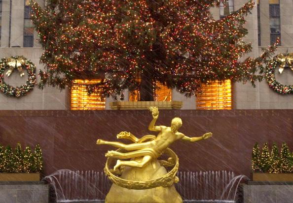 Fountain「Rockefeller Center Sold」:写真・画像(18)[壁紙.com]