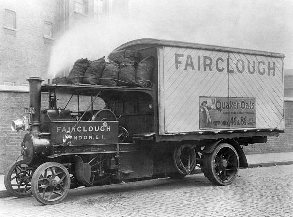 Finance and Economy「Foden steam truck 1921」:写真・画像(2)[壁紙.com]