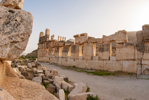 Restoring「Qasr Al-Abd palace, Jordan」:スマホ壁紙(15)