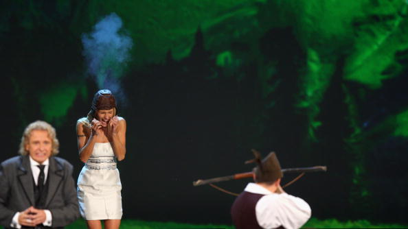 Gunman「Wetten dass...? New Season With Michelle Hunziker And Thomas Gottschalk」:写真・画像(13)[壁紙.com]