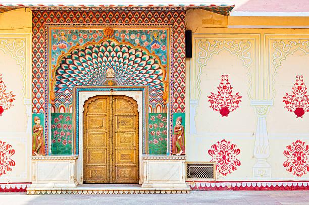 Lotus Gate - Pitam Niwas Chowk , City Palace Jaipur:スマホ壁紙(壁紙.com)