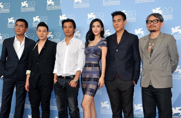 "Angelababy「""Tai Chi O"" Photocall - The 69th Venice Film Festival」:写真・画像(2)[壁紙.com]"