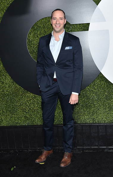 Brown Shoe「GQ 20th Anniversary Men Of The Year Party - Arrivals」:写真・画像(12)[壁紙.com]