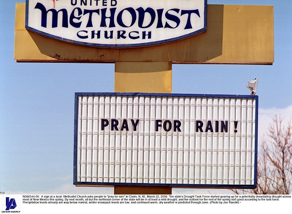 Methodist「New Mexico starts gearing up for potentially devastating drought.」:写真・画像(13)[壁紙.com]