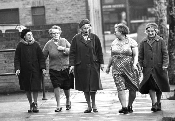 全身「East London Women」:写真・画像(14)[壁紙.com]