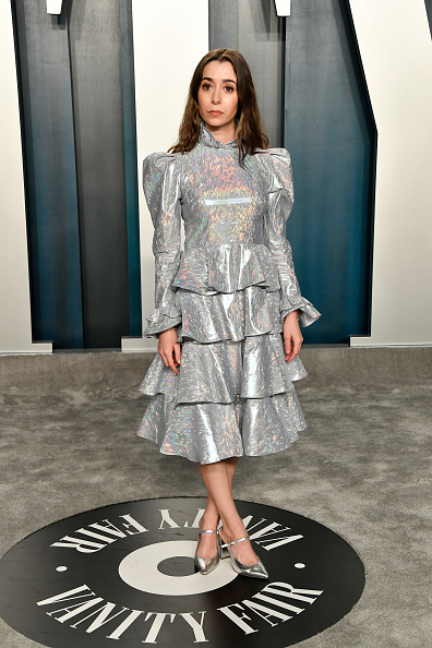 Metallic Shoe「2020 Vanity Fair Oscar Party Hosted By Radhika Jones - Arrivals」:写真・画像(3)[壁紙.com]