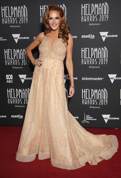 Embellished Dress「2019 Helpmann Awards Act II Red Carpet - Arrivals」:写真・画像(6)[壁紙.com]
