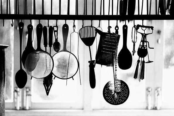 Painted Image「Kitchen Utensils」:写真・画像(10)[壁紙.com]