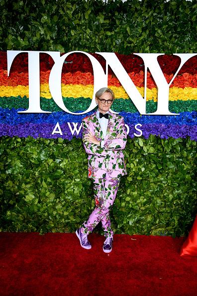 Purple Shoe「73rd Annual Tony Awards - Red Carpet」:写真・画像(2)[壁紙.com]