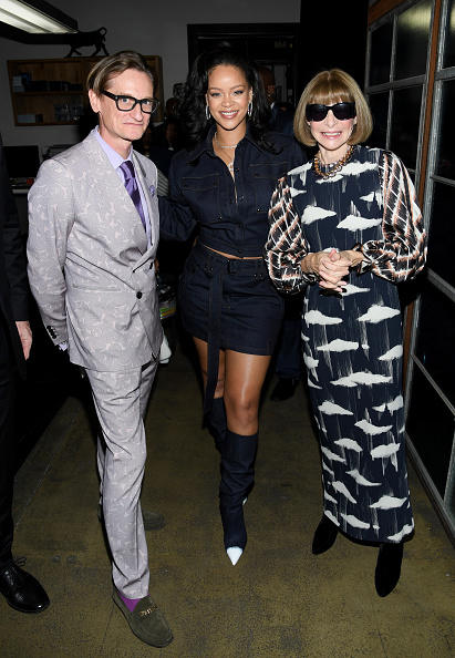 Fashion「Vogue's Forces Of Fashion Conference」:写真・画像(17)[壁紙.com]