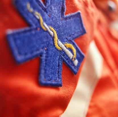 Emergency Services Occupation「EMT uniform, (Close-up)」:スマホ壁紙(12)