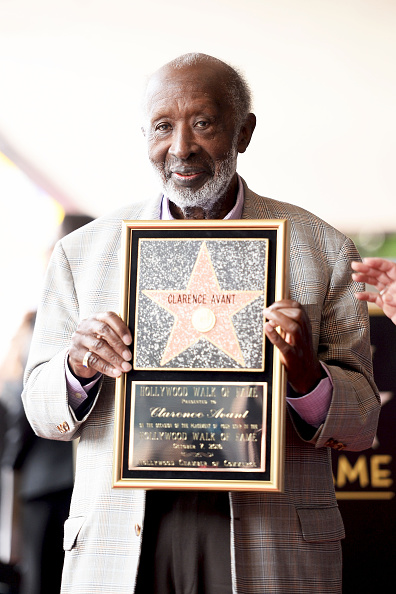 Hollywood - California「Clarence Avant Honored With Star On The Hollywood Walk Of Fame」:写真・画像(1)[壁紙.com]