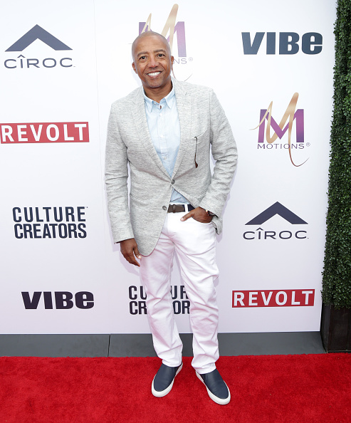 Jerritt Clark「Culture Creators 2nd Annual Awards Brunch Presented By Motions Hair And Ciroc」:写真・画像(7)[壁紙.com]