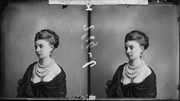 London Stereoscopic Company「Miss Cornell」:写真・画像(13)[壁紙.com]