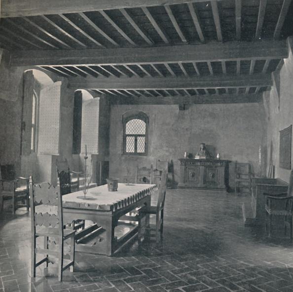 Ceiling「Palazzo Davanzati」:写真・画像(5)[壁紙.com]