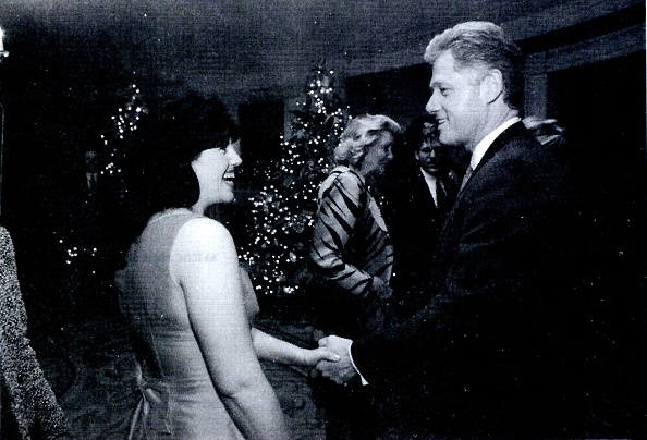 Legal System「Monica Lewinsky meets with President Clinton」:写真・画像(12)[壁紙.com]