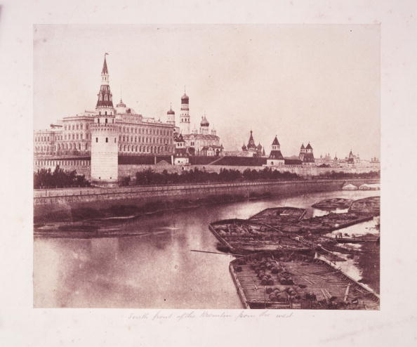 Shallow「South Front of the Kremlin From the West, 1852.」:写真・画像(14)[壁紙.com]