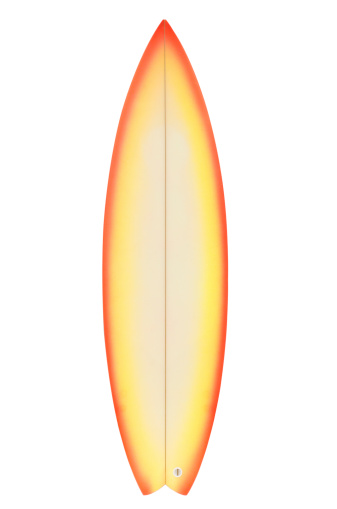 Surf「Photograph of surfboard on white background」:スマホ壁紙(6)