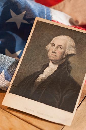 Politician「Photograph of George Washington」:スマホ壁紙(11)