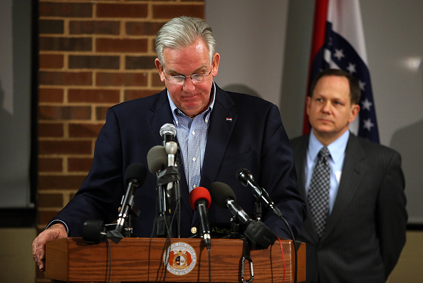 Social Movement「Grand Jury Decision Reached In Ferguson Shooting Case」:写真・画像(6)[壁紙.com]