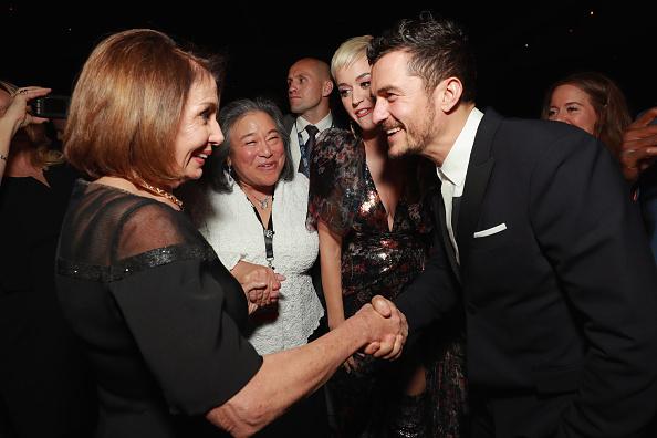 オーランド・ブルーム「MusiCares Person Of The Year Honoring Dolly Parton – Inside」:写真・画像(9)[壁紙.com]