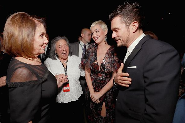 オーランド・ブルーム「MusiCares Person Of The Year Honoring Dolly Parton – Inside」:写真・画像(10)[壁紙.com]