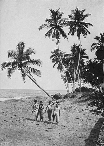 Sri Lanka「'The Side of the Silver Sea', c1890,」:写真・画像(0)[壁紙.com]