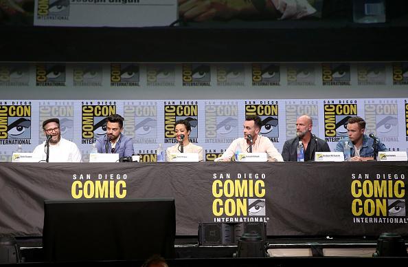 Preacher「AMC At Comic Con 2017 - Day 2」:写真・画像(13)[壁紙.com]