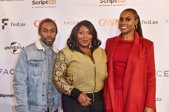 """J R Smith「""""A Lowkey Conversation With Issa Rae And Prentice Penny"""" Moderated By Bevy Smith」:写真・画像(9)[壁紙.com]"""