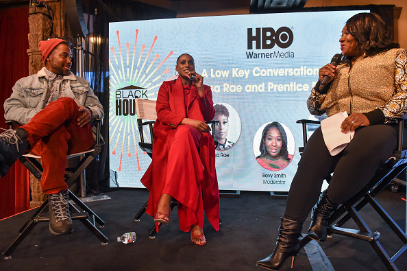 """J R Smith「""""A Lowkey Conversation With Issa Rae And Prentice Penny"""" Moderated By Bevy Smith」:写真・画像(11)[壁紙.com]"""
