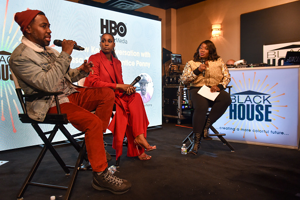 """J R Smith「""""A Lowkey Conversation With Issa Rae And Prentice Penny"""" Moderated By Bevy Smith」:写真・画像(8)[壁紙.com]"""