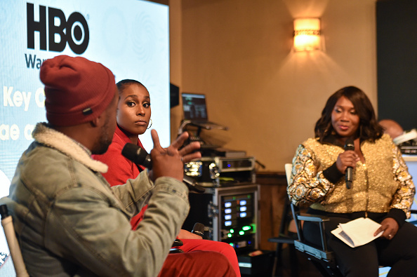 """J R Smith「""""A Lowkey Conversation With Issa Rae And Prentice Penny"""" Moderated By Bevy Smith」:写真・画像(16)[壁紙.com]"""