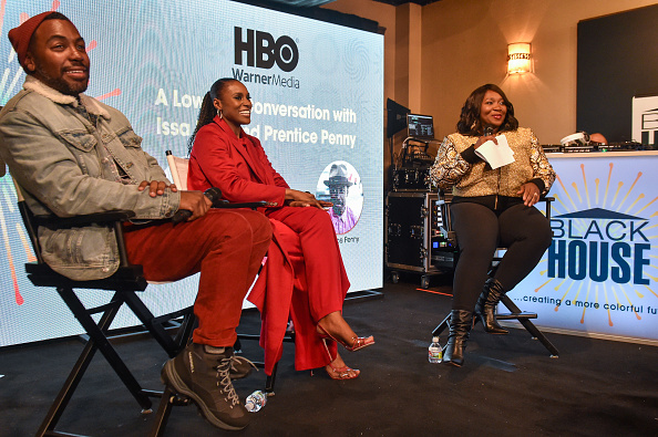 """J R Smith「""""A Lowkey Conversation With Issa Rae And Prentice Penny"""" Moderated By Bevy Smith」:写真・画像(12)[壁紙.com]"""