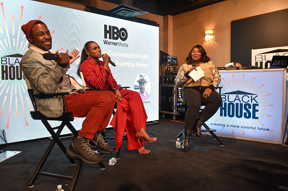 """J R Smith「""""A Lowkey Conversation With Issa Rae And Prentice Penny"""" Moderated By Bevy Smith」:写真・画像(13)[壁紙.com]"""