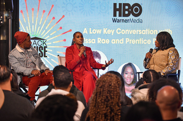 """J R Smith「""""A Lowkey Conversation With Issa Rae And Prentice Penny"""" Moderated By Bevy Smith」:写真・画像(14)[壁紙.com]"""