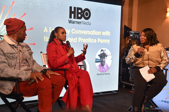 """J R Smith「""""A Lowkey Conversation With Issa Rae And Prentice Penny"""" Moderated By Bevy Smith」:写真・画像(10)[壁紙.com]"""