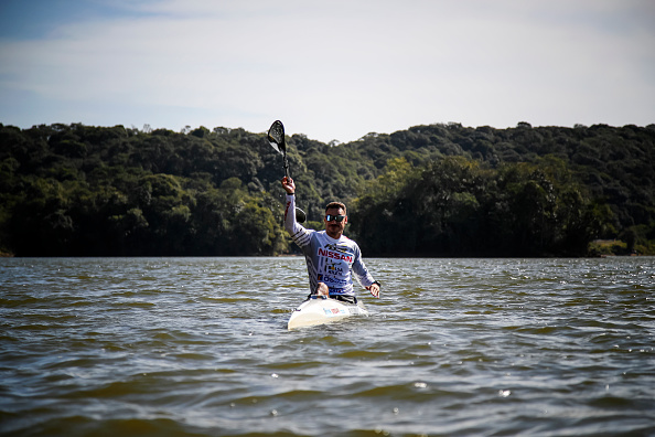 """Rowing「A Day with Paralympic Athlete Caio """"Gold Saci"""" Amidst the Coronavirus (COVID - 19) Pandemic」:写真・画像(5)[壁紙.com]"""
