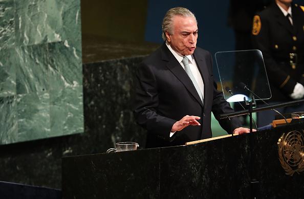 New York City「World Leaders Address Annual United Nations General Assembly」:写真・画像(1)[壁紙.com]