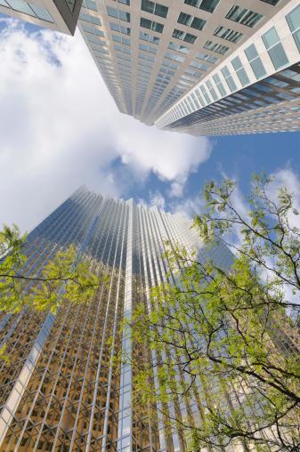 Skyscraper「Downtown Toronto」:スマホ壁紙(17)
