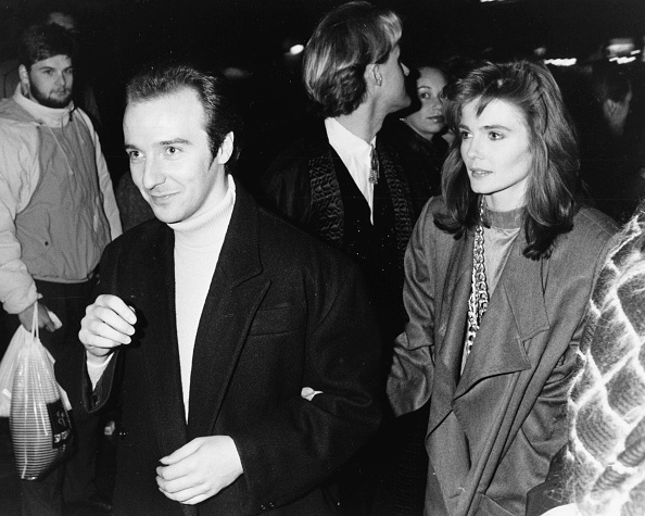 Organized Group「Midge Ure And Annabel Giles」:写真・画像(8)[壁紙.com]