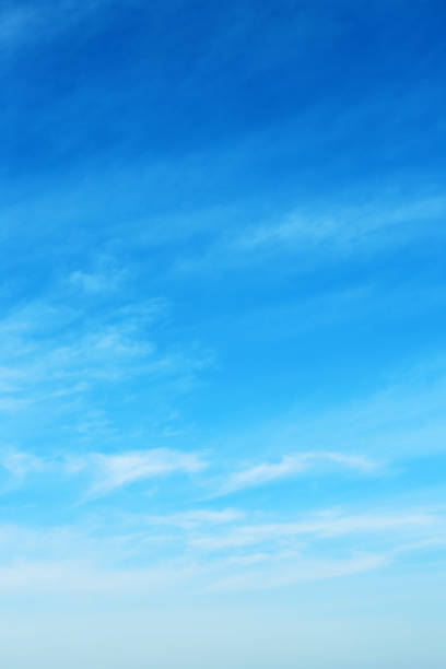 blue sky with clouds:スマホ壁紙(壁紙.com)