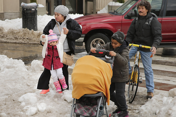 2016 Winter Storm Jonas「Washington, D.C. Area Continues To Dig Out From Historic Snow Storm」:写真・画像(3)[壁紙.com]