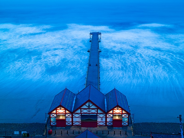 Physical Geography「Saltburn Pier」:写真・画像(2)[壁紙.com]