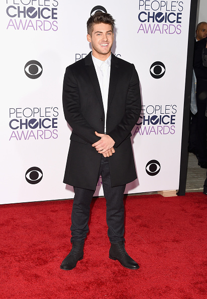 One Man Only「People's Choice Awards 2016 - Arrivals」:写真・画像(11)[壁紙.com]