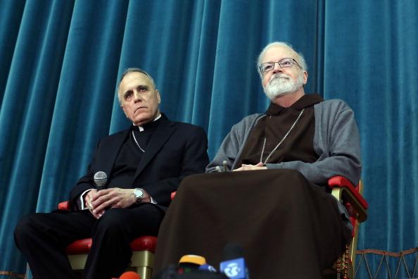 Franco Origlia「Cardinals Briefing On The General Congregations」:写真・画像(18)[壁紙.com]