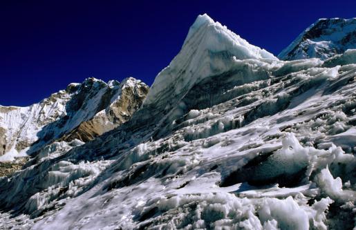 Khumbu Glacier「Ice serac in the Khumbu Glacier.」:スマホ壁紙(11)