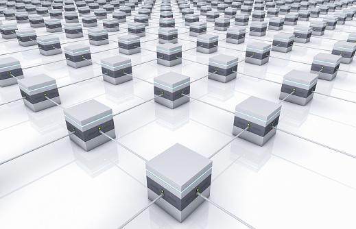 Security System「Computer Network」:スマホ壁紙(11)