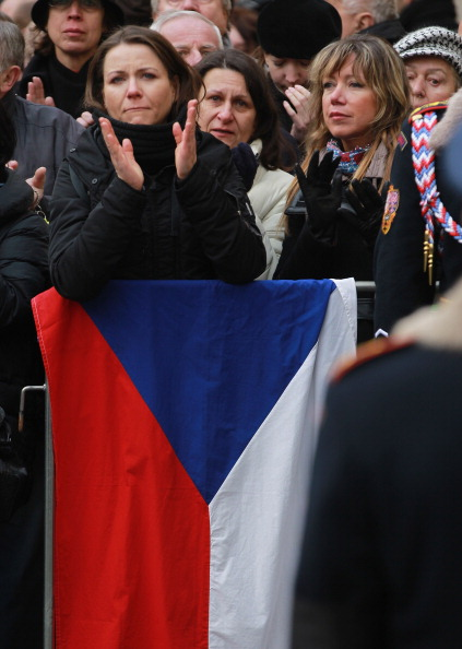St Vitus's Cathedral「State Funeral Of Vaclav Havel」:写真・画像(5)[壁紙.com]