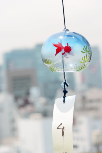 Bell「Wind chime」:スマホ壁紙(7)